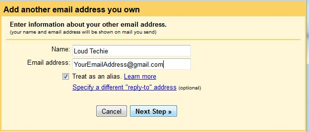 How to send email using another address from your Gmail account Read more: http://www.digitaltrends.com/computing/send-email-using-another-address-gmail/#ixzz3hUZvqsRb Follow us: @digitaltrends on Twitter | digitaltrendsftw on Facebook