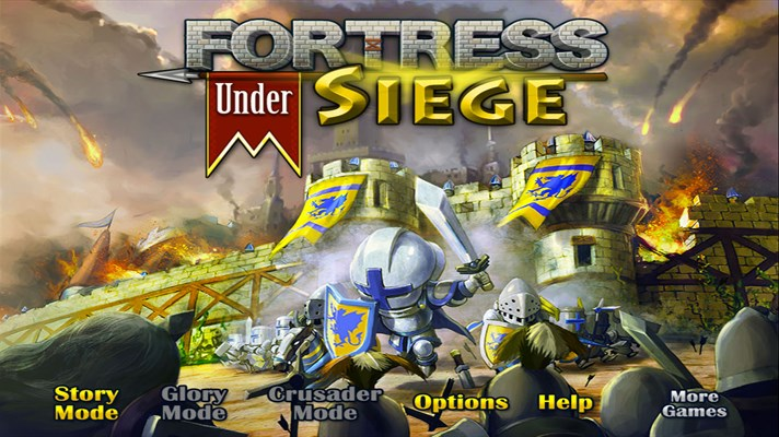 Fortress Under Siege Game for windows phone