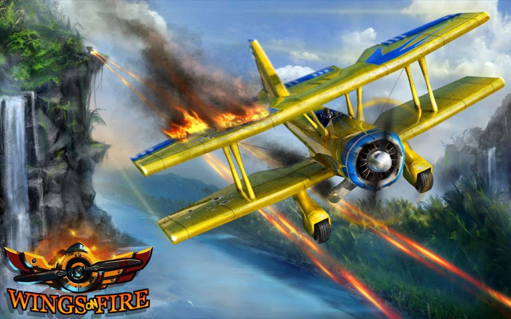 Wings on Fire Game for windows phone