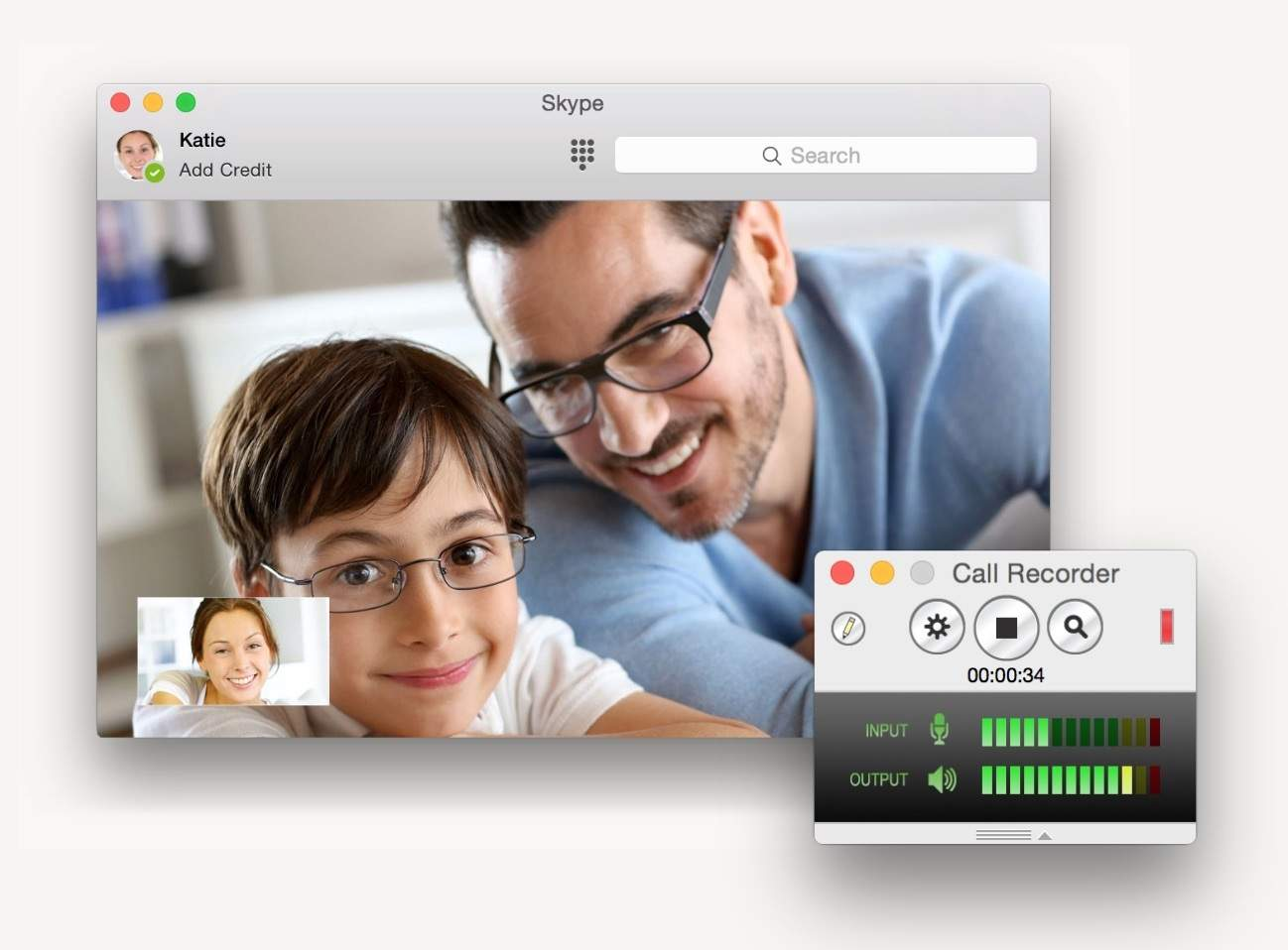 How To Record Skype Calls On iPad & iPhone