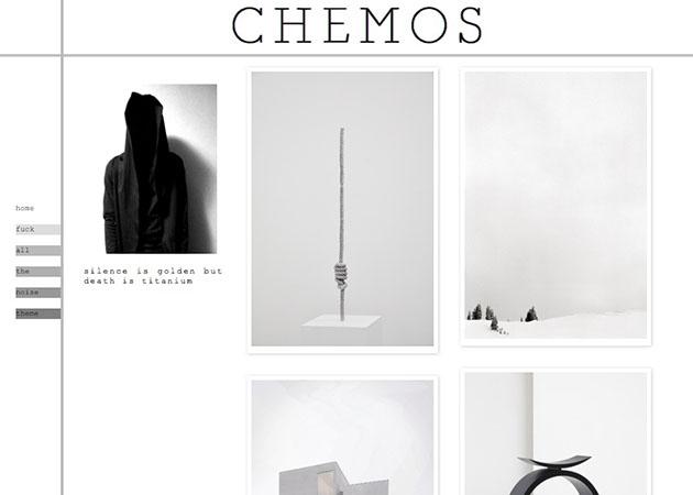 Chemos free tumblr theme