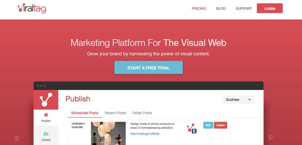 7 Great Tools To Get Most Out of Pinterest Marketing