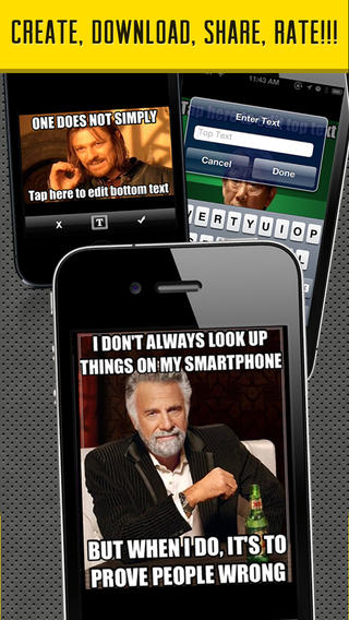 screen568x568 5 best recommended meme apps for iphone