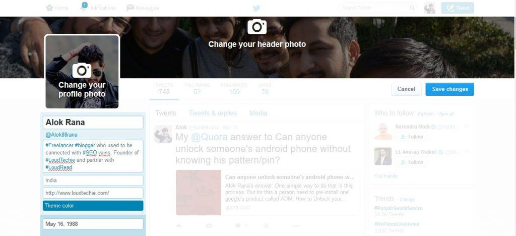 How To Verify Twitter Account For Non–Celebrity Users