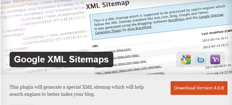 How To Create Sitemap In WordPress Using Google XML