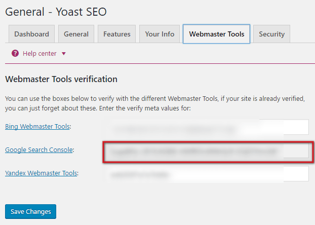 How to Setup Google Webmaster Tools?