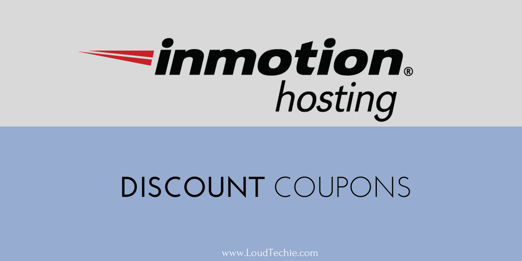 InMotion Hosting Discount Coupon