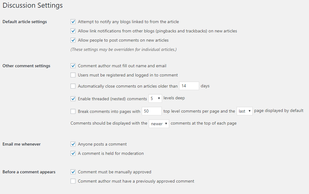 11 Things To Do After Installing WordPress