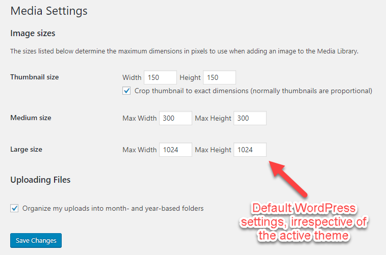 Prevent Duplicate Image Copies Auto Generated by WordPress
