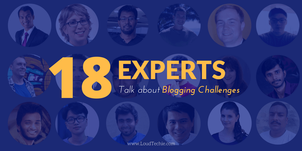 Expert Roundup: Blogging Challenges