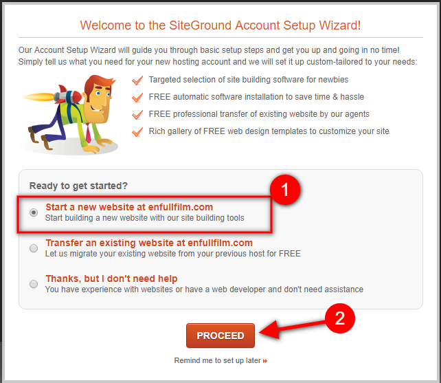 Beginners Guide: How to Install WordPress with SiteGround Hosting