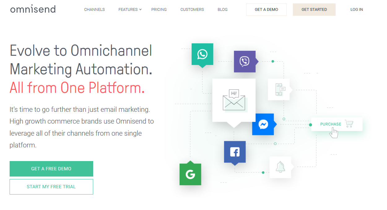 MailChimp Alternatives for Omnichannel Communication