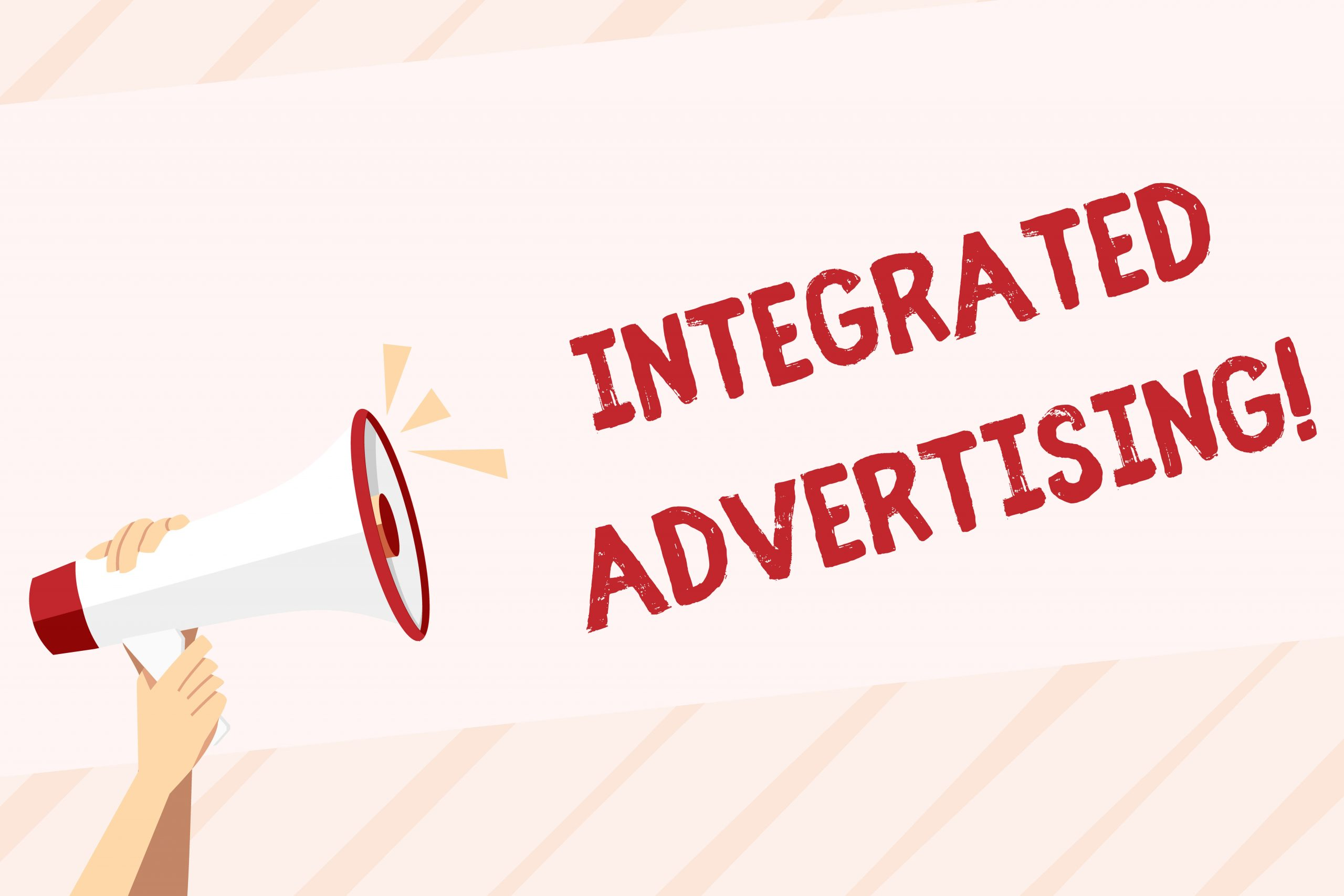 Integrated Advertisment
